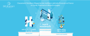 Classement du cabinet en 2019 - Décideurs Magazine